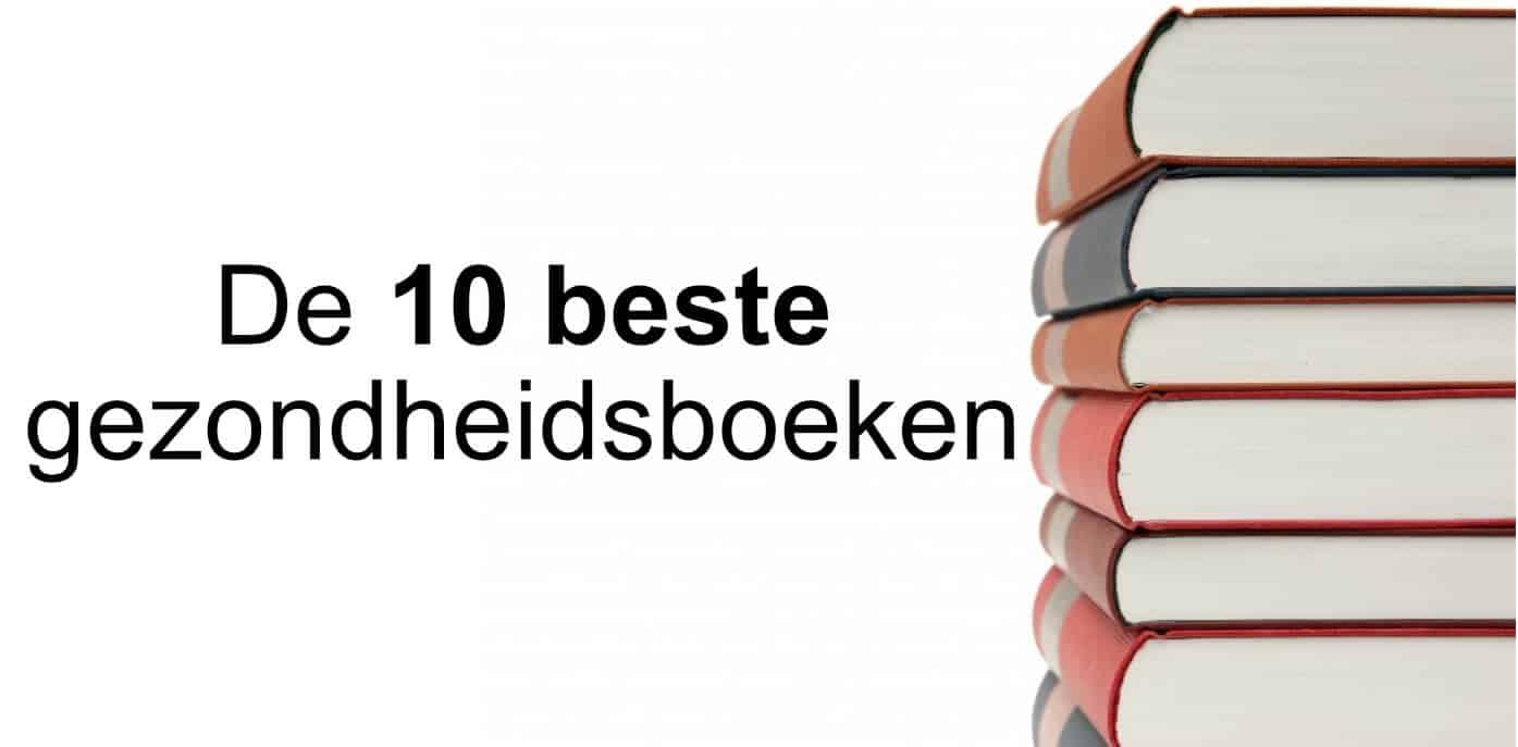 De 10 beste gezondheidsboeken