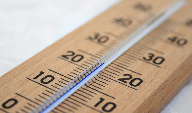 Barnes temperatuur test