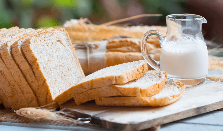 Brood (gluten) en zuivel (caseïne, lactose) vaak ziekmakend bij Hashimoto