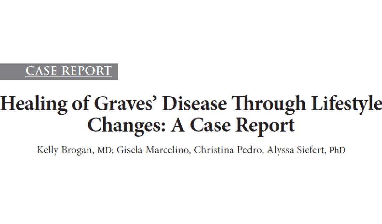 Graves in remissie door voeding, leefstijl en supplementen