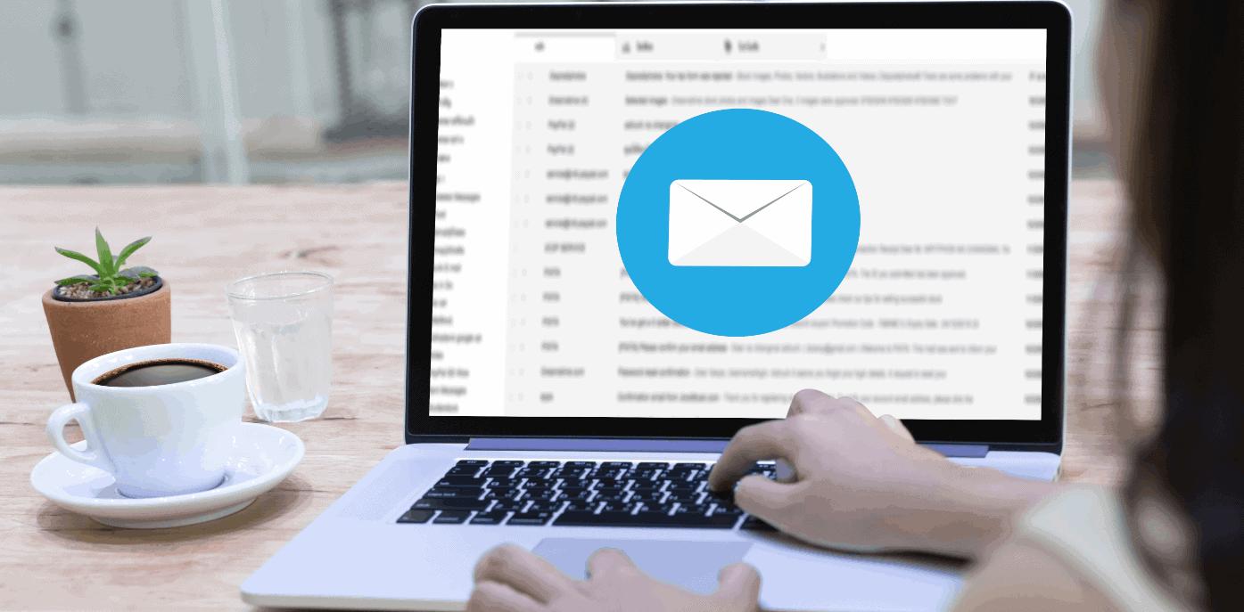 Contactpagina mail contact