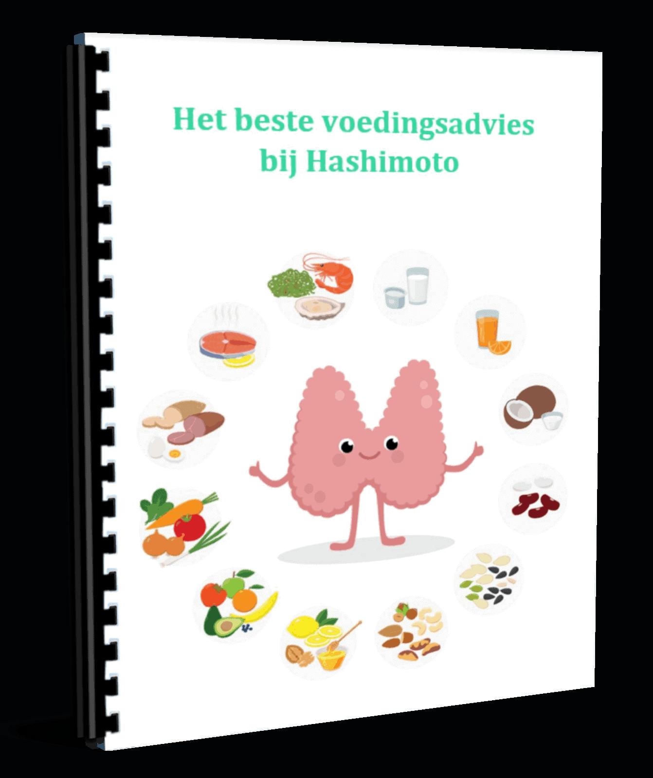 Beste voedingsadvies bij Hashimoto