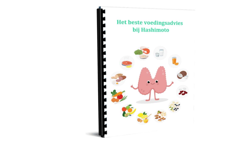 Het beste voedingsadvies bij Hashimoto