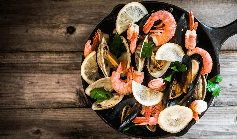 AIP dieet waarom schaal- en schelpdieren eten bij auto-immuunziekten