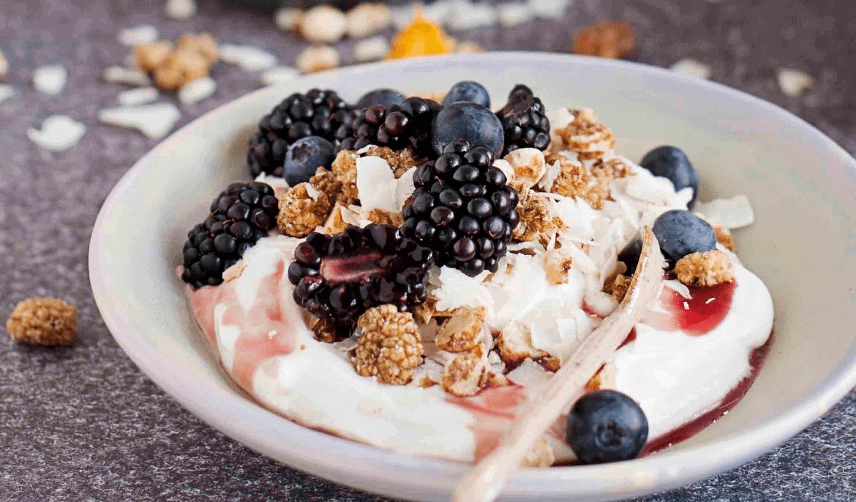 Recept. makkelijke kokosyoghurt - zuivelvrij & lactosevrij (AIP dieet)