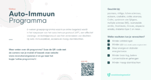 Auto-Immuun Programma (AIP)